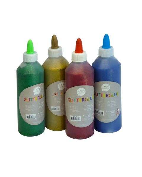 Glitterleim, 250ml